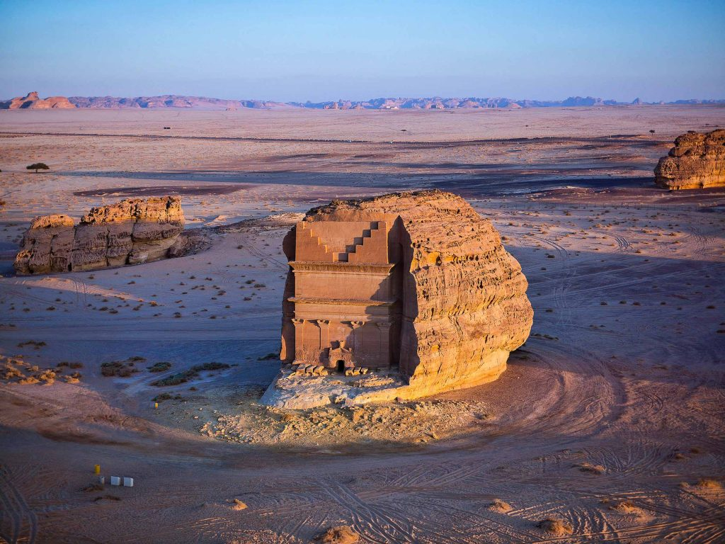 Paris exhibition to showcase AlUla — Saudi Arabia's natural wonder